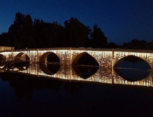 Pont Vieux de Terrasson-Lavilledieu