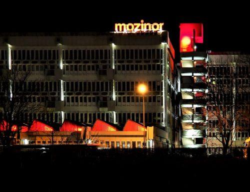 Site industriel de Mozinor